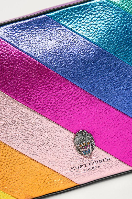 Kurt Geiger London - Torebka skórzana multicolor