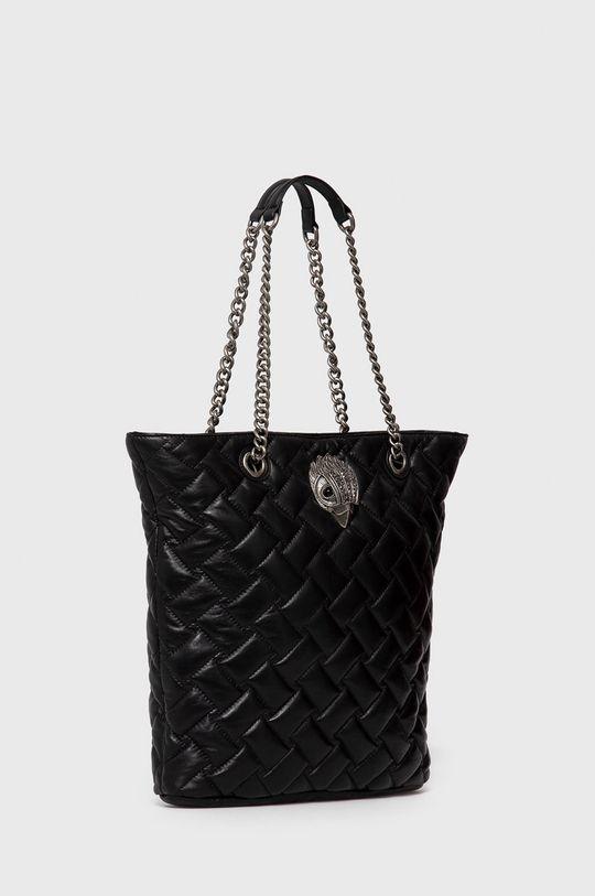 Kurt Geiger London - Kožená kabelka  Podšívka: 100% Polyester Hlavní materiál: 100% Přírodní kůže