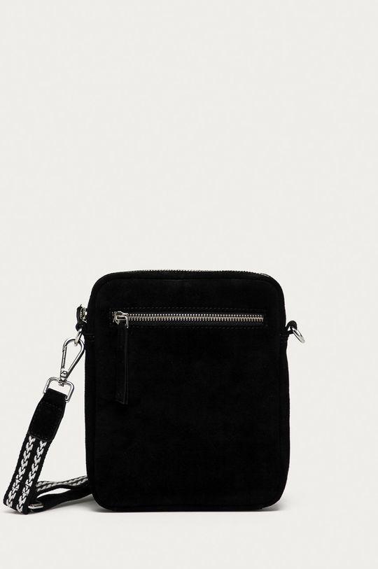 čierna Only - Semišová kabelka Dámsky