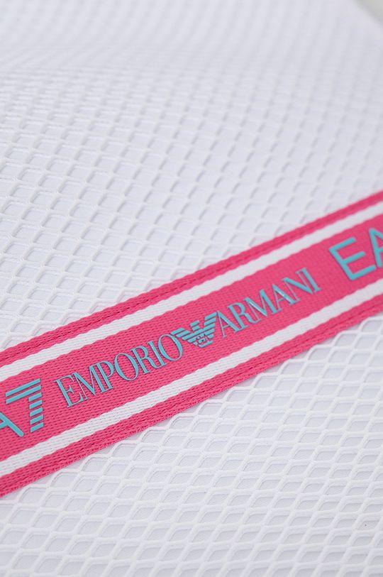 EA7 Emporio Armani - Kabelka biela