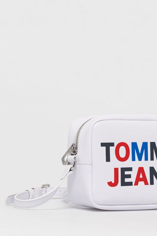 Tommy Jeans - Kabelka biela