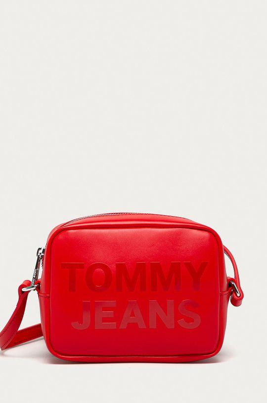 červená Tommy Jeans - Kabelka Dámsky