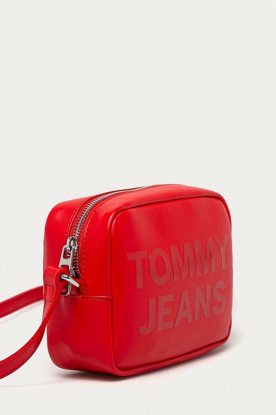 Tommy Jeans - Kabelka červená