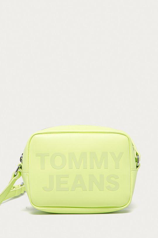 žlto-zelená Tommy Jeans - Kabelka Dámsky