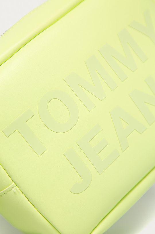 žlto-zelená Tommy Jeans - Kabelka