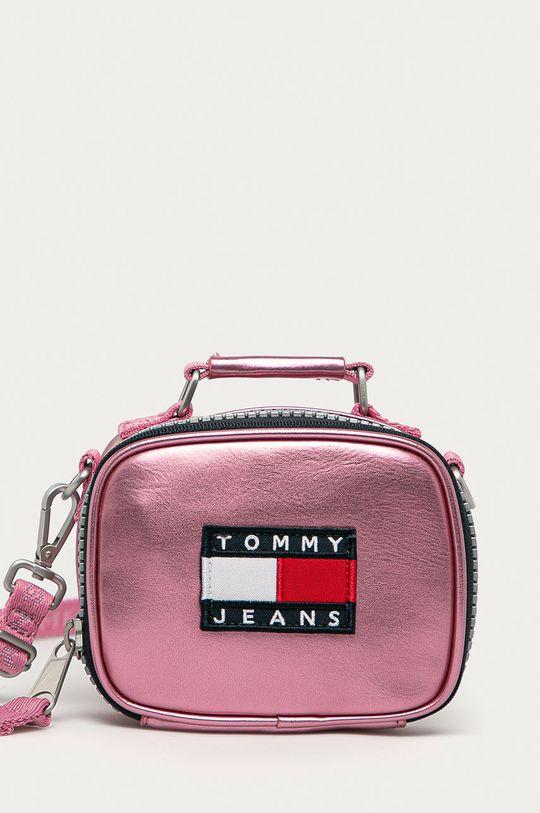 różowy Tommy Jeans - Nerka Damski