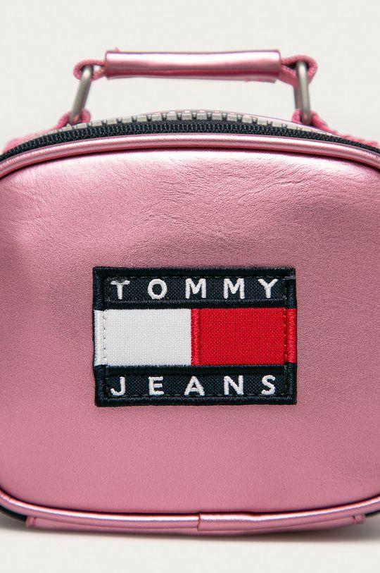 różowy Tommy Jeans - Nerka