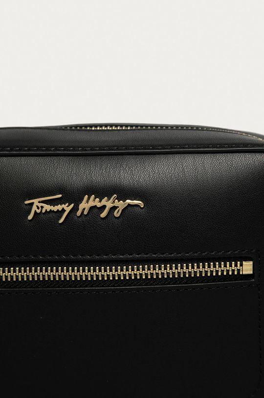 Tommy Hilfiger - Kabelka černá