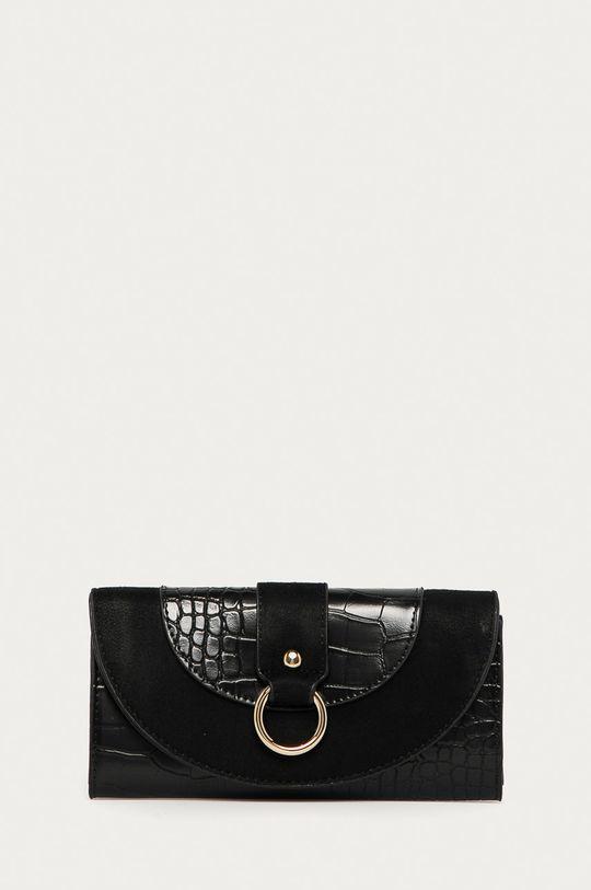 čierna Morgan - Peňaženka Dámsky