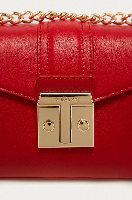 Trussardi Jeans - Kabelka červená