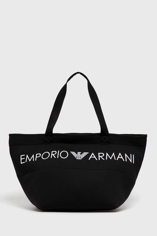 čierna Emporio Armani - Kabelka Dámsky