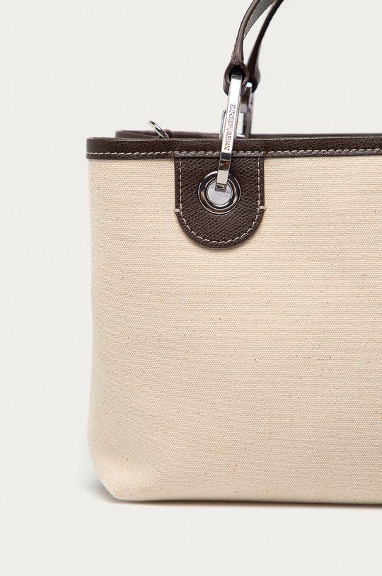Emporio Armani - Kabelka  Umělá hmota, Textilní materiál