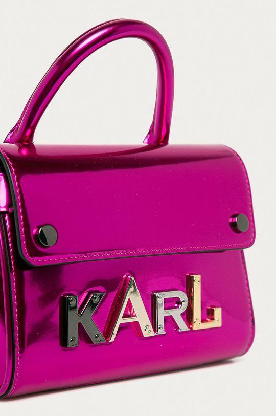 ostry różowy Karl Lagerfeld - Torebka