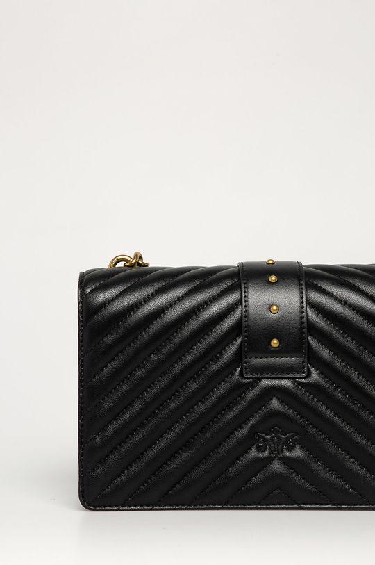czarny Pinko - Torebka skórzana