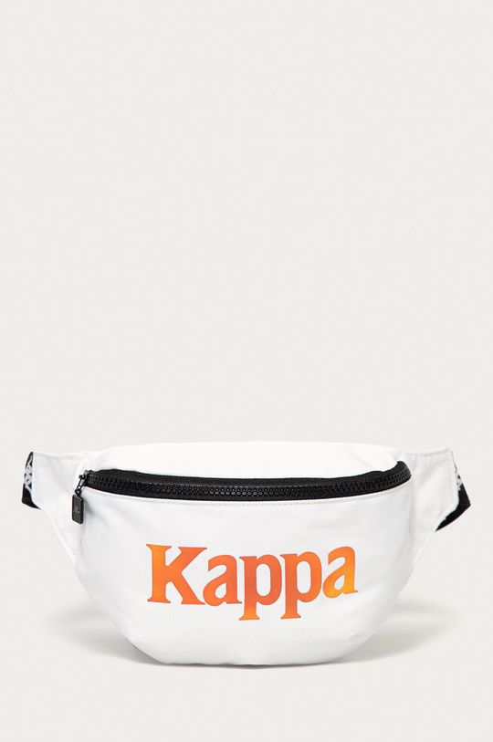 biały Kappa - Nerka Damski