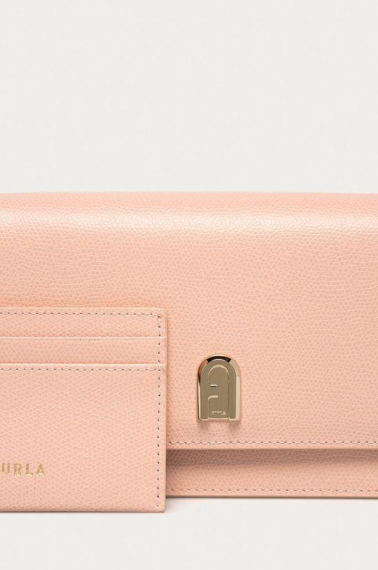Furla - Poseta de piele 1927 roz