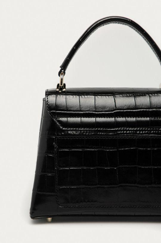 černá Furla - Kožená kabelka 1927 Mini