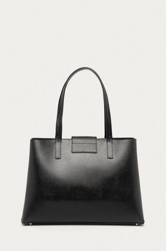 černá Furla - Kožená kabelka 1927
