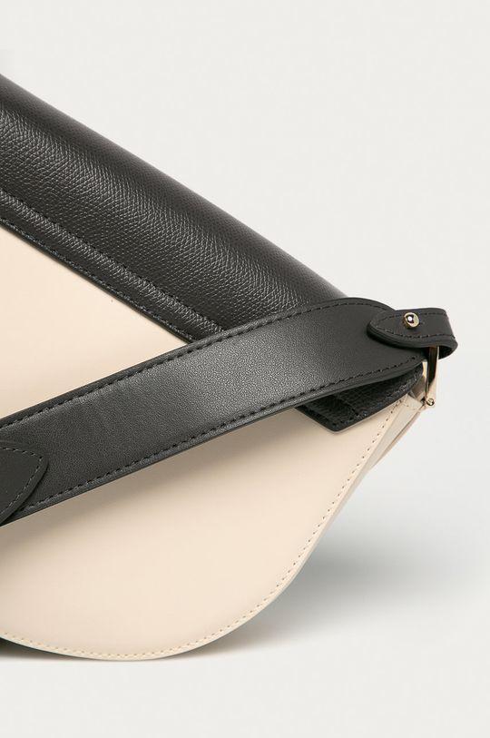 sivá Furla - Kožená kabelka Miss Mimi