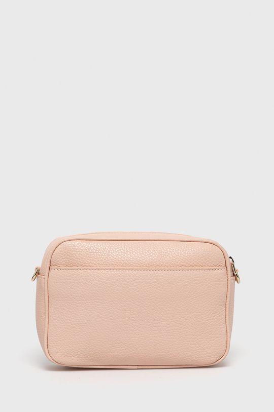 Furla - Kožená kabelka růžová