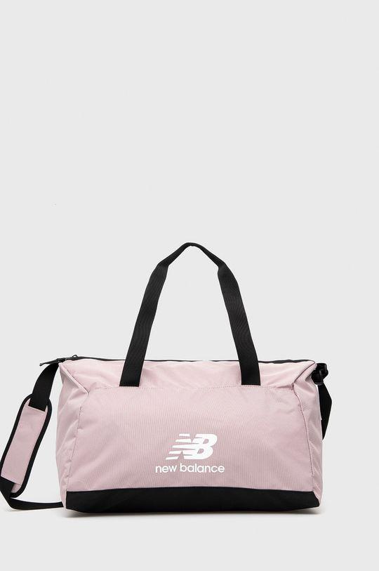 levandulová New Balance - Sportovní taška Dámský
