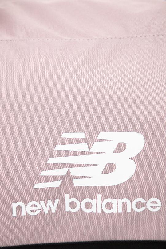 New Balance - Sportovní taška levandulová