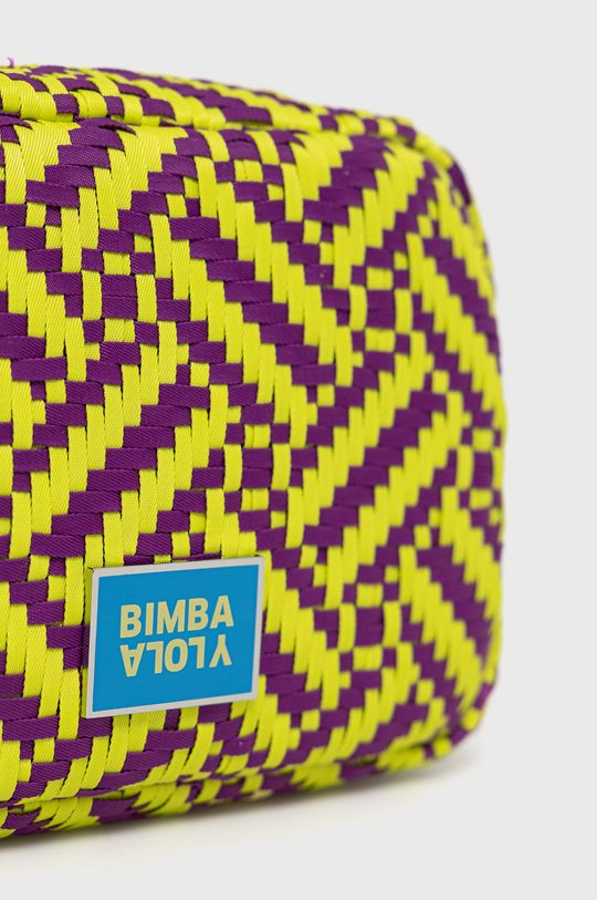 purpurowy BIMBA Y LOLA - Torebka