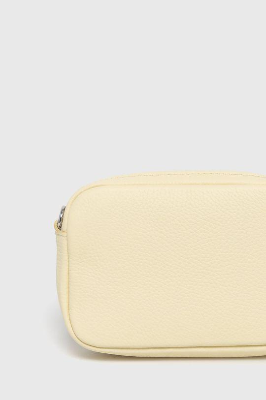 BIMBA Y LOLA - Kožená kabelka  Podšívka: 91% Bavlna, 9% Prírodná koža Základná látka: Prírodná koža