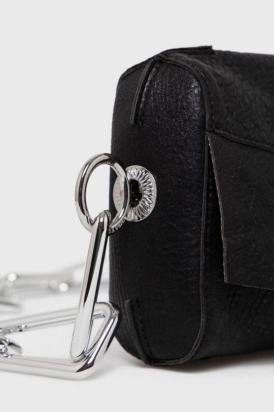 BIMBA Y LOLA - Kožená kabelka černá