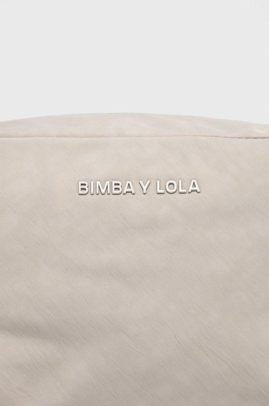 BIMBA Y LOLA - Kabelka písková