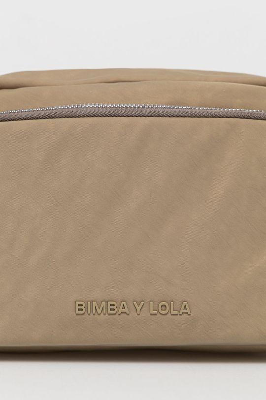 BIMBA Y LOLA - Kabelka béžová