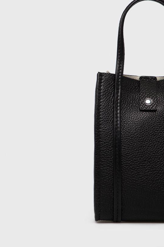 černá BIMBA Y LOLA - Kožená kabelka