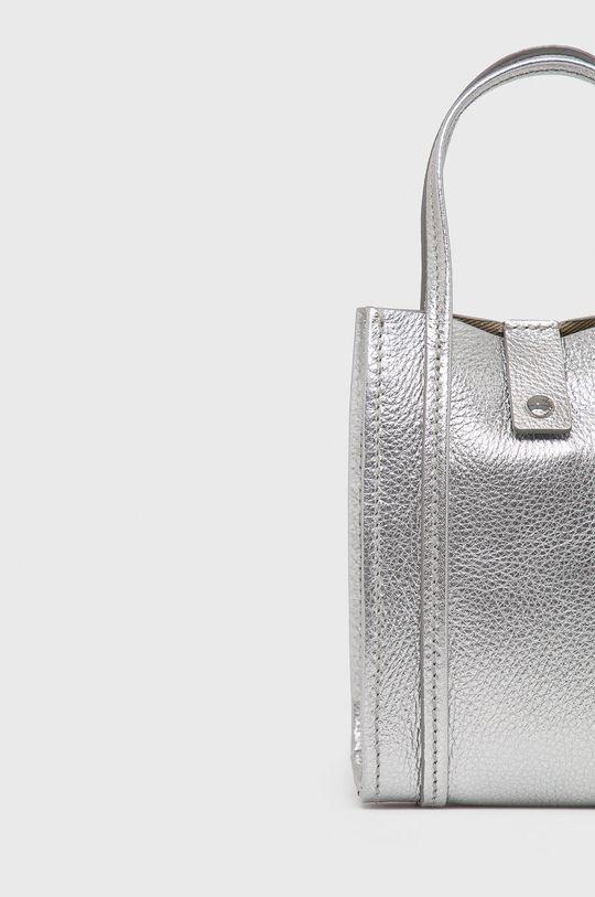 BIMBA Y LOLA - Kožená kabelka  Podšívka: 97% Bavlna, 3% Přírodní kůže Hlavní materiál: 100% Přírodní kůže