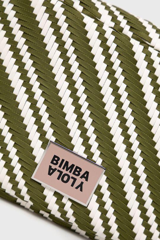 BIMBA Y LOLA - Kabelka okrová