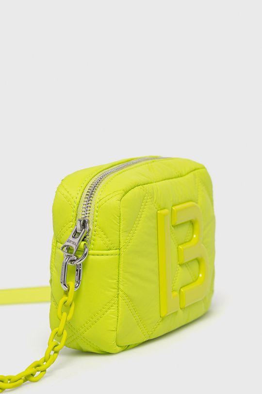 BIMBA Y LOLA - Kabelka žlutě zelená