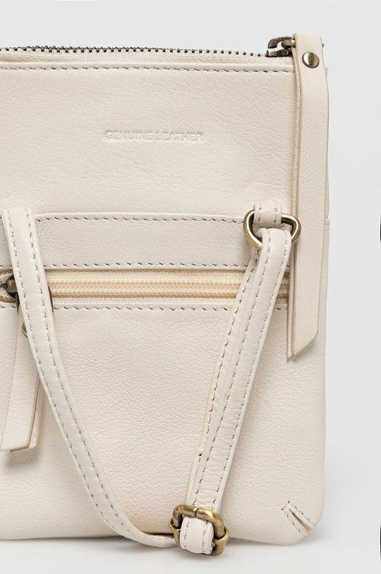 Pepe Jeans - Kožená taška  100% Prírodná koža