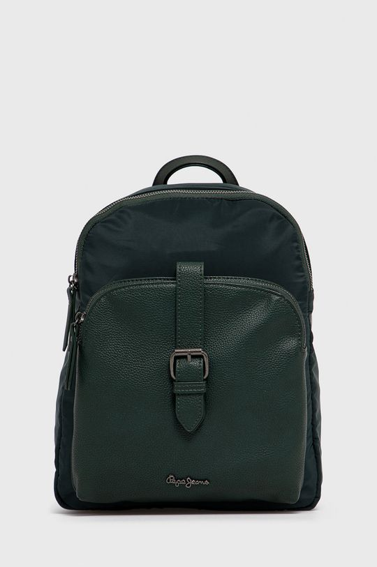 zielony Pepe Jeans - Plecak Ann Damski