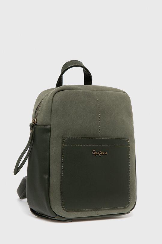 Pepe Jeans - Plecak LORAIN GREEN Podszewka: 100 % Poliester, Materiał zasadniczy: 100 % PU