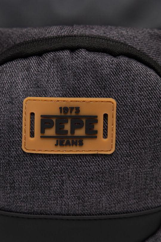 Pepe Jeans - Malá taška Irvin sivá