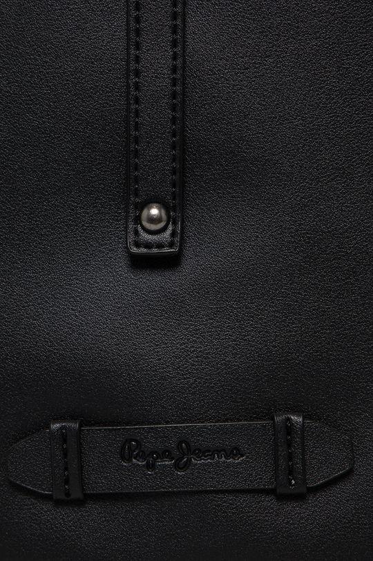 Pepe Jeans - Kabelka Angelica černá