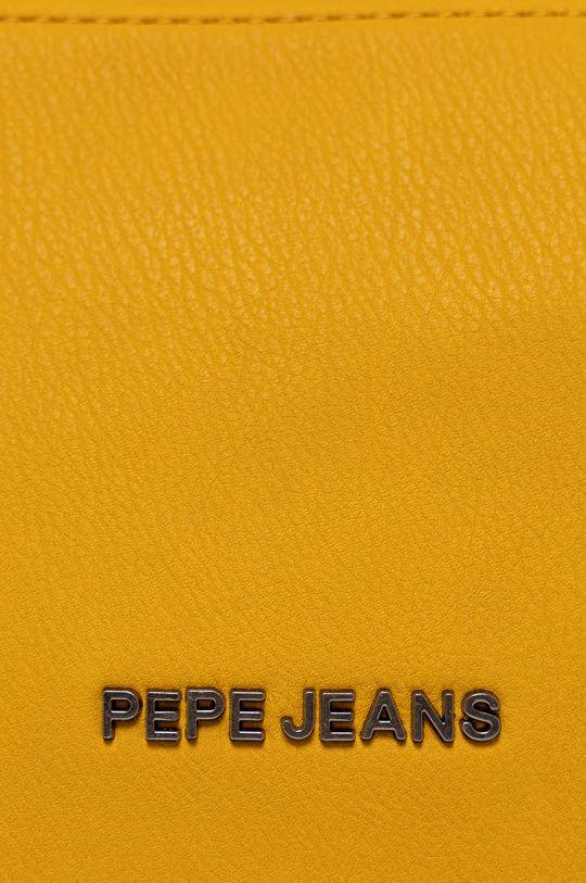 Pepe Jeans - Torebka Eva żółty