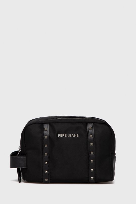 čierna Pepe Jeans - Kozmetická taška Roxanne Dámsky