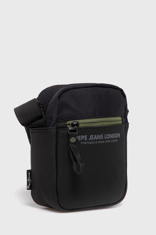Pepe Jeans - Malá taška Sail  Podšívka: 100% Polyester Základná látka: 30% Polyester, 70% PU