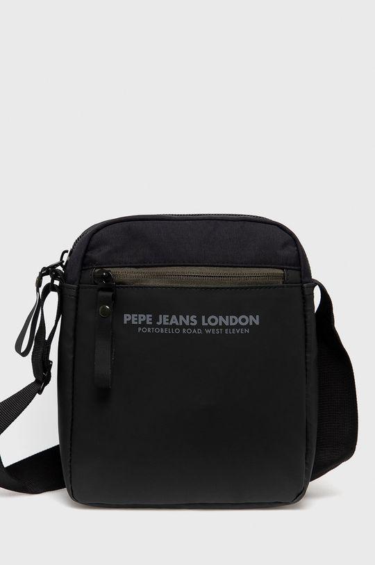 czarny Pepe Jeans - Saszetka SAIL Damski