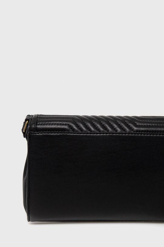 čierna Pepe Jeans - Listová kabelka Amanda