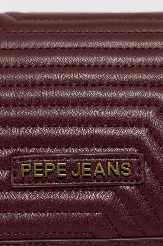 Pepe Jeans - Torebka Amanda mahoniowy
