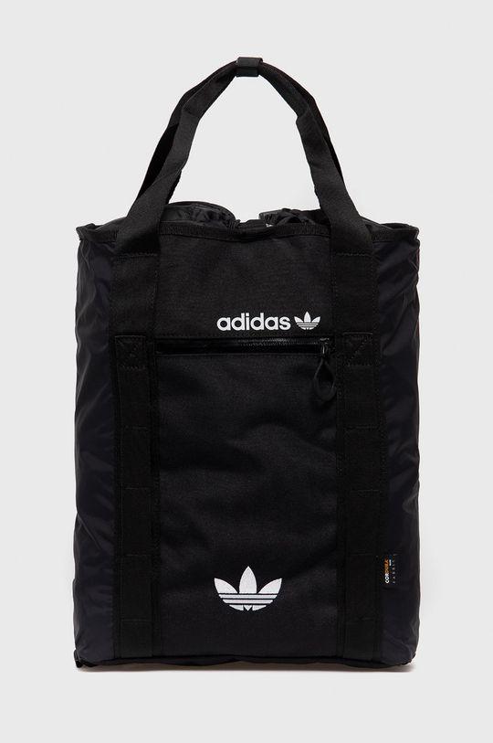 czarny adidas Originals - Plecak Damski
