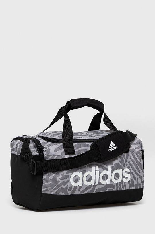 adidas - Taška sivá