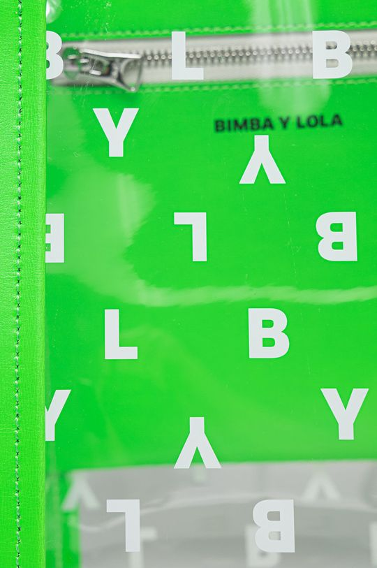 ostrá zelená BIMBA Y LOLA - Kabelka
