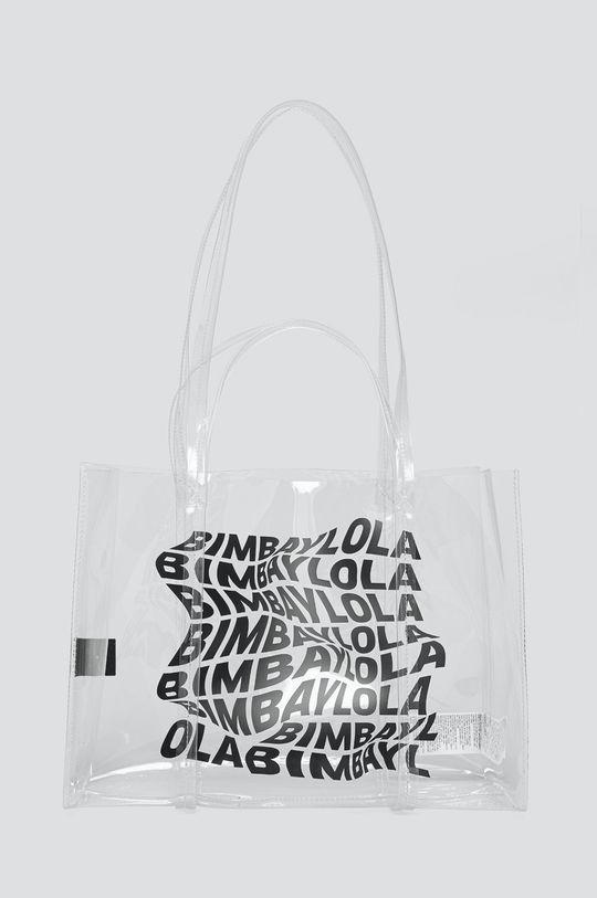 transparentny BIMBA Y LOLA - Torebka Damski